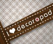 Friday Fixation: Decor Pad!