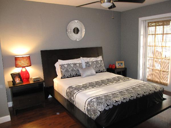 Gray Bedrooms. Simple Stunning Gray Bedroom Design Ideas With Gray ...