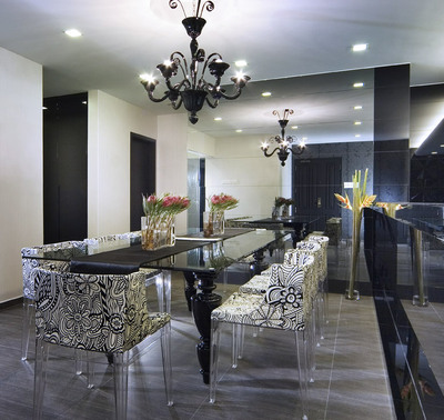 Luxury Dining Room Interior Designs With Modern Furniture