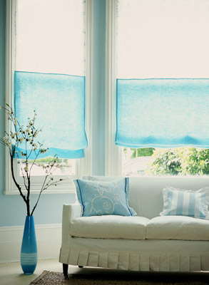 A Touch of Turquoise – Home Decor Ideas