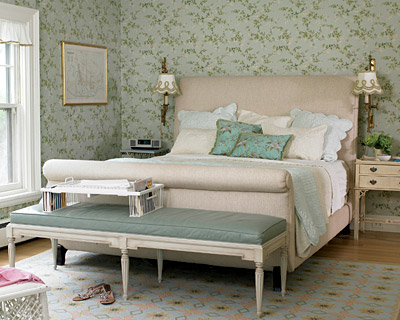 French Country Decorating For Your Bedroom