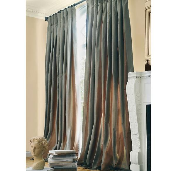 How to Hang a Pinch or Inverted Pleat Curtain | Latest