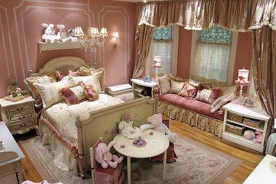 غرف نوم للبنات girl's room