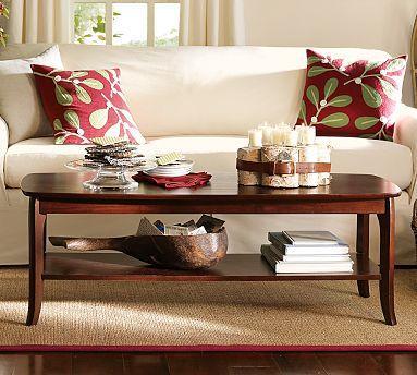 Natalies Blog Coffee Table Advice - Pb coffee table