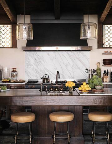 Modern Kitchen Bar Stools Design Ideas