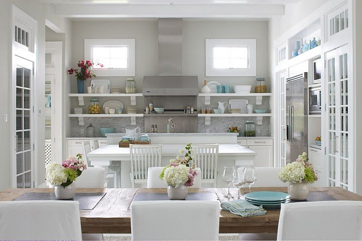tags gray blue white kitchen cabinets gray tile backsplash kitchen island