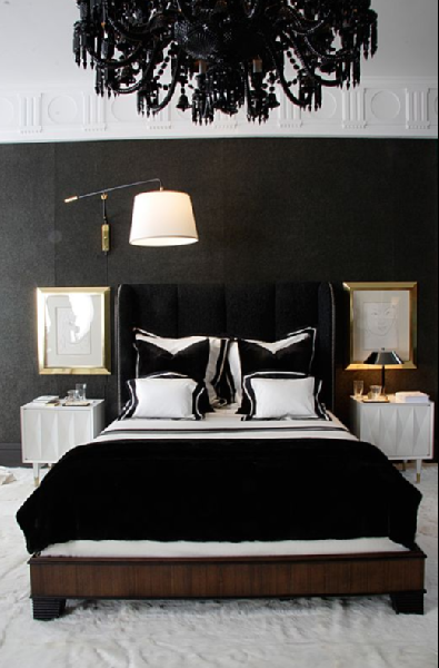 black and white wallpaper for bedroom. edrooms - lack wallpaper