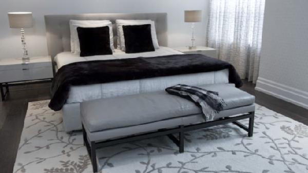 رمادي واسود Bedroom black 2013