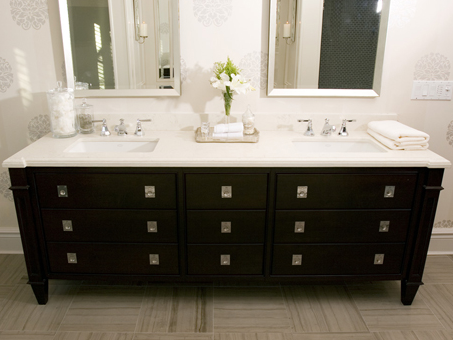 have you found any medicine cabinets that are mirrored all the way around - Bathroom Cabinets Black