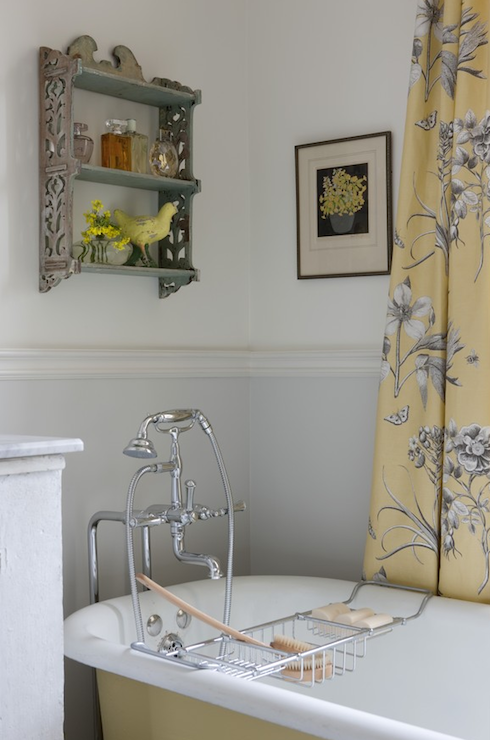 Sarah Richardson Bathroom Design on Sarah Richardson Design   Bathrooms   Sarah  Richardson  Yellow  Gray