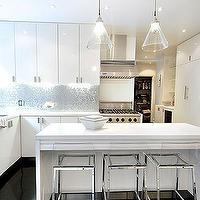classic elegant design kitchen with luxury fortable decorating