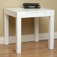 Superbe Cheap U0027n Chic: Lachlan Glossy End Table