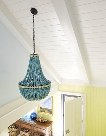 What do I shop for to get ceiling light on cathedral ceiling
