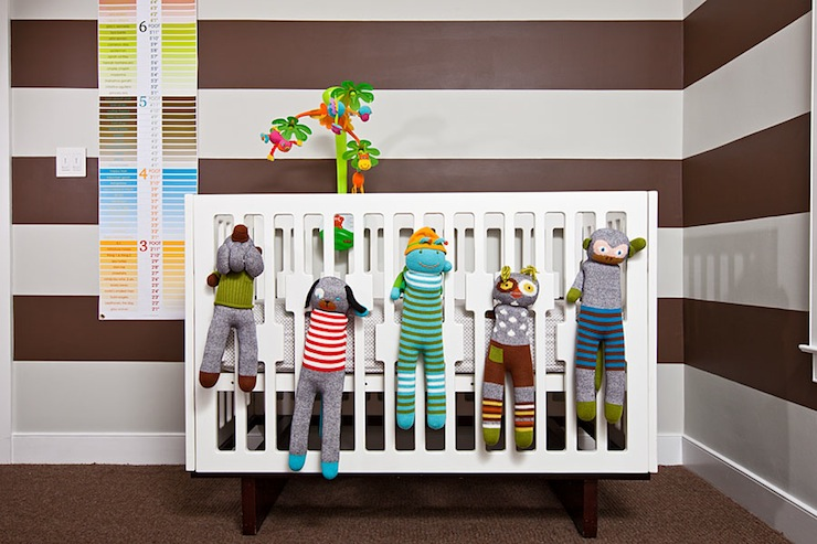 nurseries - Bla Bla Dolls Erin Condren Growth Chart nurseryworks crib bla bla dolls erin condren growth chart white brown painted walls  nurserworks