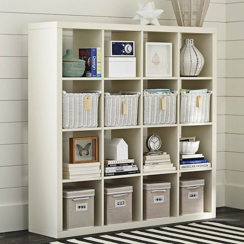 PB Teen Cubby Bookcase Look 4 Less