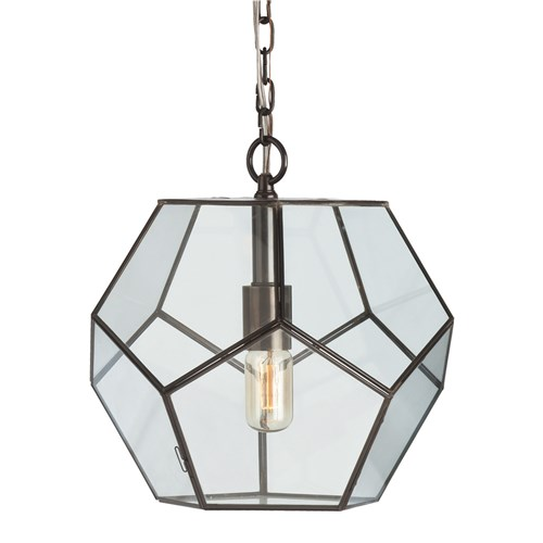 Arteriors Tenley Small Faceted Pendant Look 4 Less