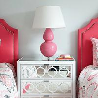 Campaign Chest - Transitional - girl's room - Munger Interiors